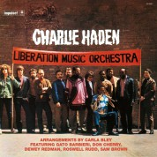 Charlie Haden: Liberation Music Orchestra - Plak