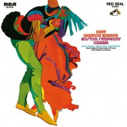 Seiji Ozawa, Boston Symphony Orchestra: Carl Orff: Carmina Burana - CD