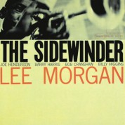 Lee Morgan: The Sidewinder - Plak