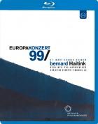 Emanuel Ax, Christine Schäfer, Berliner Philharmoniker, Bernard Haitink: Europakonzert 1999 - BluRay