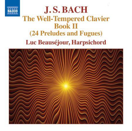 Luc Beauséjour: J.S. Bach: The Well-Tempered Clavier, Book 2 - CD