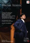 Alan Gilbert, Gerald Finley, Metropolitan Opera Orchestra, Chorus and Ballet: John Adams: Doctor Atomic - DVD