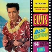 Elvis Presley: Blue Hawaii +1 Bonus Track - Limited Edition In Transparent Blue Vinyl. - Plak