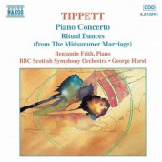 Tippett: Piano Concerto / Ritual Dances From The Midsummer Marriage - CD