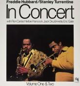 Freddie Hubbard, Stanley Turrentine: In Concert - Plak
