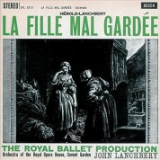 Orchestra of the Royal Opera House, Covent Garden: Herold: La Fille mal gardee (Excerpts) - Plak
