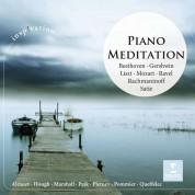 Çeşitli Sanatçılar: Piano Meditation - CD