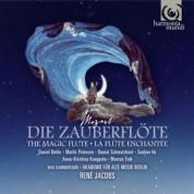 RIAS Kammerchor, Akademie für Alte Musik Berlin, René Jacobs: Mozart: Die Zauberflöte - CD