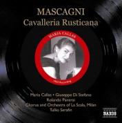 Mascagni: Cavalleria Rusticana (Callas, Di Stefano, Serafin) (1953) - CD