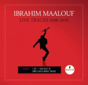 Ibrahim Maalouf: Live Tracks 2006 - 2016 - CD