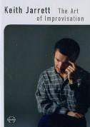 Keith Jarrett - The Art of Improvisation - DVD