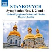 Theodore Kuchar, National Symphony Orchestra of Ukraine: Stankovych: Symphonies Nos. 1, 2 & 4 - CD