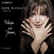 Lera Auerbach: Auerbach: Preludes and Dreams - CD