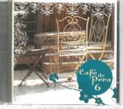 Çeşitli Sanatçılar: Cafe De Pera 6 - CD