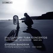 Øystein Baadsvik, Norrköping Symphony Orchestra, Mats Rondin: 21st Century Tuba Concertos - CD