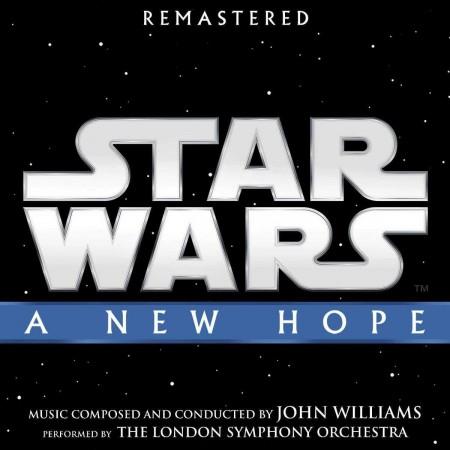 John Williams, London Symphony Orchestra: Star Wars: A New Hope - CD