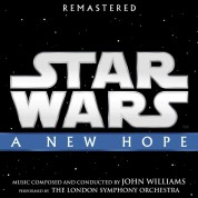 John Williams, London Symphony Orchestra: Star Wars: A New Hope - CD