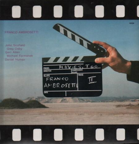 Franco Ambrosetti: Movies, Too - Plak