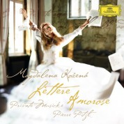 Magdalena Kožená, Pierre Pitzl, Private Musicke: Magdalena Kožená - Lettere Amorose - CD