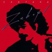Carlos Santana: Zebop - Plak