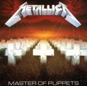 Metallica: Master of Puppets - CD