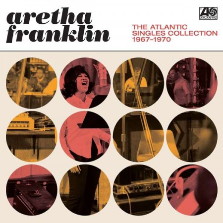 Aretha Franklin: The Atlantic Singles Collection 1967 - 1970 - CD