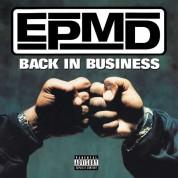 Back In Business - Plak