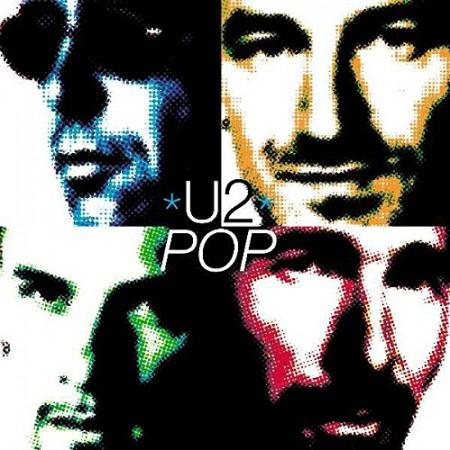 U2: Pop (Remastered 2017) - Plak