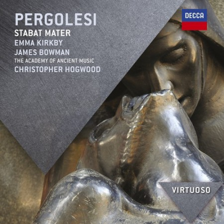 James Bowman, Christopher Hogwood, Emma Kirkby, The Academy of Ancient Music: Pergolesi: Stabat Mater - CD