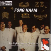 Fong Naam: The Piphat Siamese Classics - CD