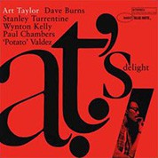 Art Taylor: A.T.'s Delight (45rpm-edition) - Plak