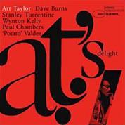 Art Taylor: A.T.'s Delight (45rpm-edition) - Plak