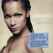 Lyambiko: Love... And Then - CD