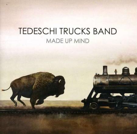Tedeschi Trucks Band: Made Up Mind - CD