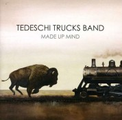 Tedeschi Trucks Band: Made Up Mind - CD