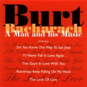 Burt Bacharach: Man & His Music - CD