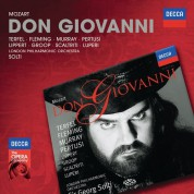 Renée Fleming, Monica Groop, Herbert Lippert, London Philharmonic Orchestra, Mario Luperi, Ann Murray, Michele Pertusi, Roberto Scaltriti, Sir Georg Solti, Bryn Terfel: Mozart: Don Giovanni - CD