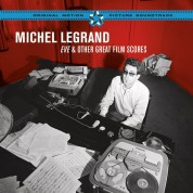 Michel Legrand: OST - Eve & Other Great Film Scores - CD