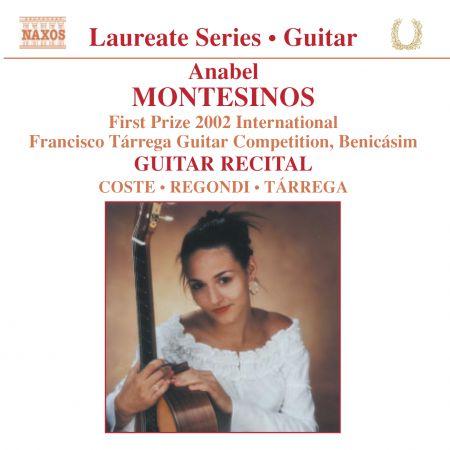 Anabel Montesinos: Guitar Recital: Anabel Montesinos - CD