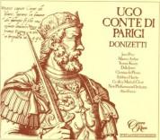 Janet Price, Yvonne Kenny, Geoffrey Mitchell Choir, Philharmonia Orchestra, Alun Francis: Donizetti: Ugo Conte di Parigi - CD