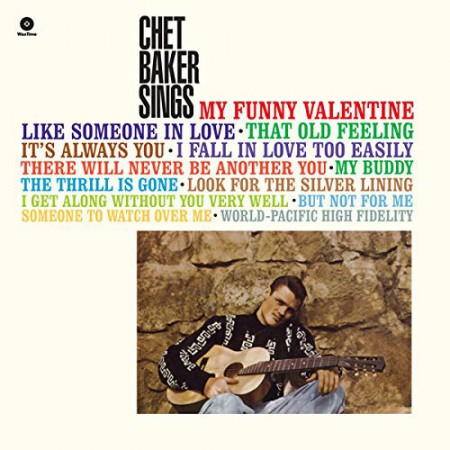 Chet Baker: Sings - Plak