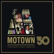 Çeşitli Sanatçılar: Motown 50 - CD