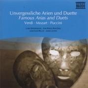 Çeşitli Sanatçılar: Famous Arias and Duets: Verdi, Mozart, and Puccini - CD