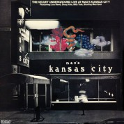 Velvet Underground: Live at Max's Kansas City - Plak