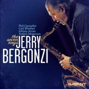 Jerry Bergonzi: The Seven Rays - CD