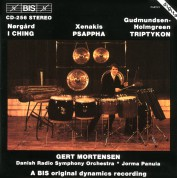 Gert Mortensen, Danish National Radio Symphony Orchestra, Jorma Panula: Xenakis & Nørgård: for percussion - CD
