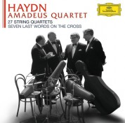 Amadeus Quartet: Haydn: 27 String Quartets - CD