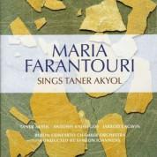 Maria Farantouri, Taner Akyol: Maria Farantouri Sings Taner Akyol - CD