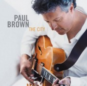 Paul Brown: The City - CD