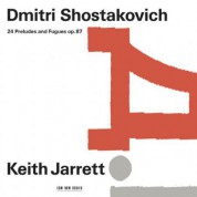 Keith Jarrett: Shostakovich: 24 Preludes and Fugues - CD